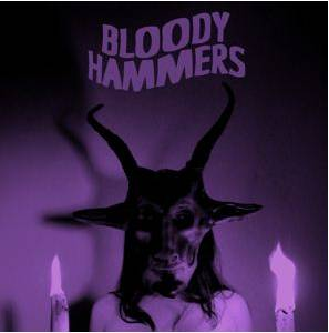Bloody Hammers: Bloody Hammers - Cover