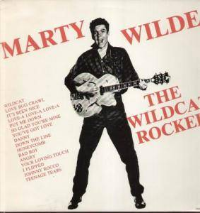 Cover - Marty Wilde: Wildcat Rocker, The