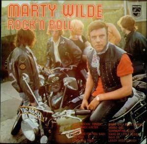 Cover - Marty Wilde: Rock'n Roll