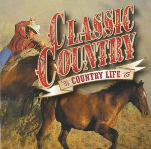 Cover - Johnny Russell: Classic Country - Country Life