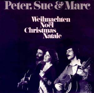 Peter, Sue & Marc: Weihnachten / Noël / Christmas / Natale - Cover