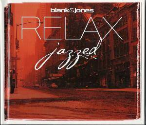 Blank & Jones: Relax Jazzed - Cover