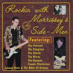 Cover - Gazmen, The: Rockin' With Morrissey's Side-Men