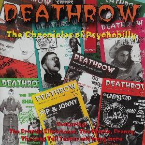 Cover - Gazmen, The: Deathrow - The Chronicles Of Psychobilly