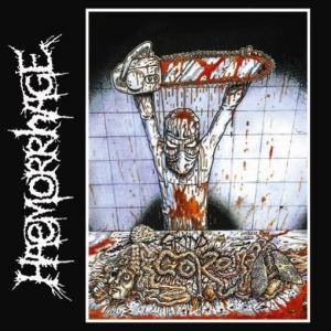 Haemorrhage: Grindcore - Cover