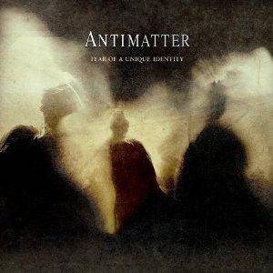 Antimatter: Fear Of A Unique Identity - Cover