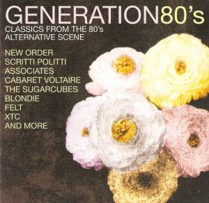 Cover - Jane: Generation 80's