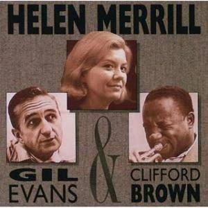 Cover - Helen Merrill: Gil Evans & Clifford Brown