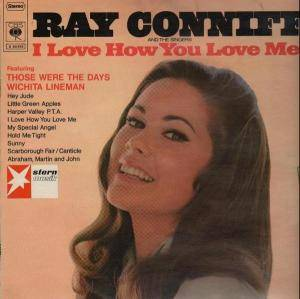 Cover - Ray Conniff Singers: I Love How You Love Me
