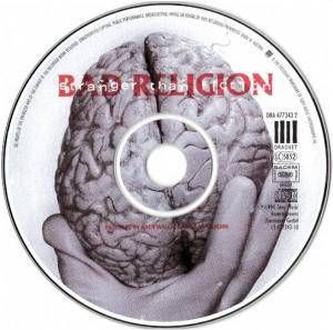 Bad Religion: Stranger Than Fiction (CD) - Bild 5