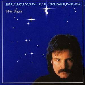Cover - Burton Cummings: Plus Signs