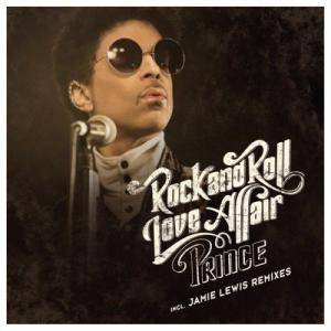 Prince: Rock And Roll Love Affair - Cover