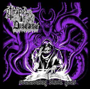 Chapel Of Disease: Summoning Black Gods - Cover