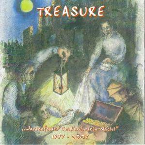 Treasure - Cover
