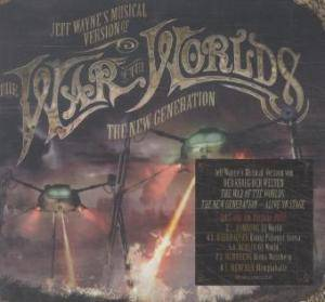 Cover - Jeff Wayne: Jeff Wayne's Musical Version Of The War Of The Worlds - The New Generation
