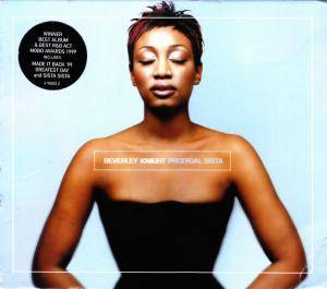 Cover - Beverley Knight: Prodigal Sista