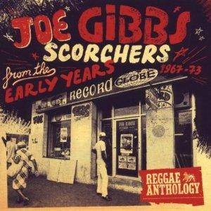 Cover - Lee Perry & Dennis Alcapone: Joe Gibb's Scorchers From The Early Years (1967-73)
