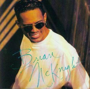 Cover - Brian McKnight: Brian McKnight