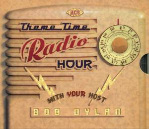 Theme Time Radio Hour With Your Host Bob Dylan - Cover