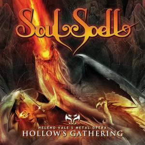 SoulSpell: Act III: Hollow's Gathering - Cover
