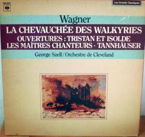 Richard Wagner: Chevauchee Des Walkyries, La - Cover