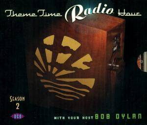 Cover - Allen Brothers: Theme Time Radio Hour With Your Host Bob Dylan - Season 2