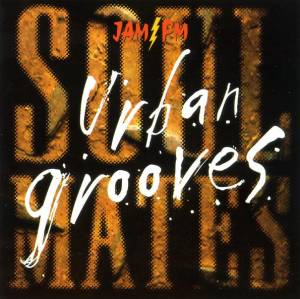 Cover - Urban Knights: Soulmates - Urban Grooves
