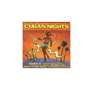 Cover - Manolito Y Su Trabuco: Cuban Nights
