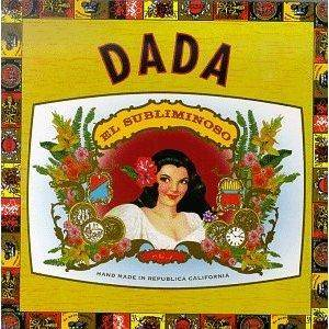 Cover - dada: El Sublimoso