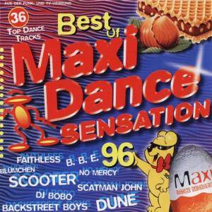 Cover - Course, The: Best Of Maxi Dance Sensation '96