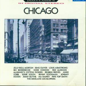 Cover - Pinetop Smith: Jazz Classics In Digital Stereo Vol. 2: Chicago