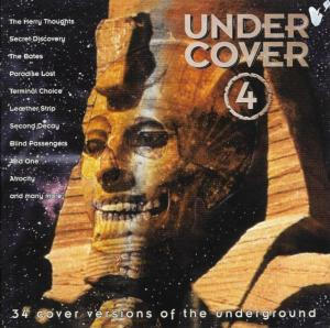 Under Cover 4 - Cover