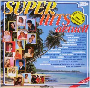 Super Hits Aktuell - Vocal & Instrumental - Cover