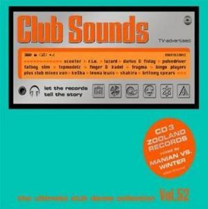 Club Sounds Vol. 52 - Cover