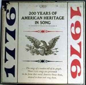 Cover - Jones Brothers: 200 Years Of American Heritage In Song