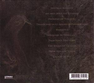Incantation: Vanquish In Vengeance (CD) - Bild 2