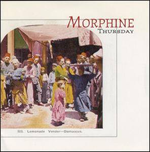 Cover - Morphine: Thursday