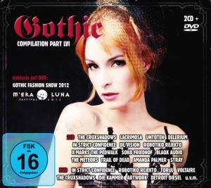 Cover - Kammer, Die: Gothic Compilation Part LVI