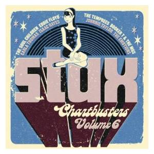 Stax Chartbusters Volume 6 - Cover