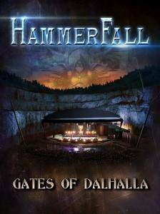 HammerFall: Gates Of Dalhalla - Cover