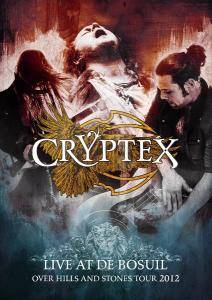 Cryptex: Live At De Bosuil - Cover