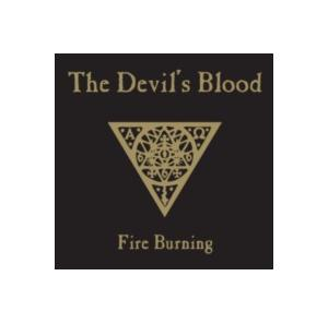 Devil's Blood, The: Fire Burning - Cover