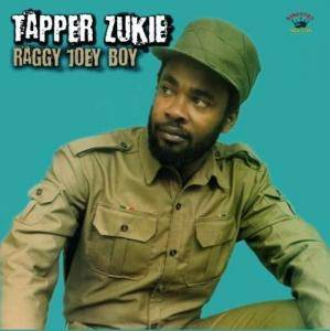 Cover - Tapper Zukie: Raggy Joey Boy
