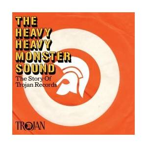 Cover - Bruce Ruffin: Heavy Heavy Monster Sound - The Story Of Trojan Records, The