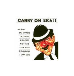 Carry On Ska!! - Cover