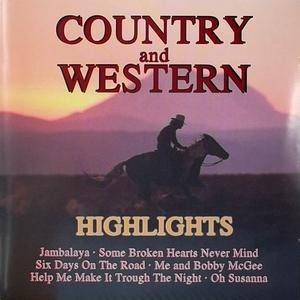 Cover - Billy Grammer: Country And Western Highlights