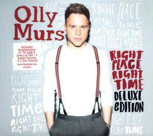 Cover - Olly Murs: Right Place Right Time