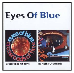 Cover - Eyes Of Blue: Crossroads Of Time / In Fields Of Ardath