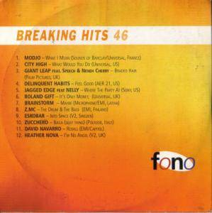 Fono: Breaking Hits 46 - Cover