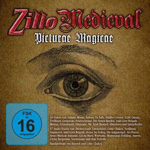Zillo Medieval - Picturae Magicae - Cover